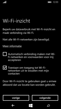 Microsoft Lumia 640 XL - Toestel - Toestel activeren - Stap 10