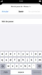 Apple iPhone 6s - iOS 13 - Wifi - configuration manuelle - Étape 5