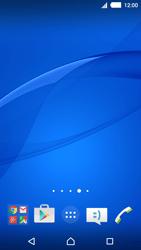 Sony Xperia M4 Aqua - Applications - Personnaliser l