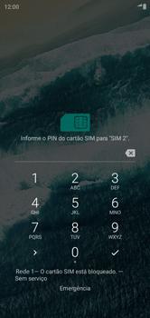 Motorola One - Primeiros passos - Como ativar seu aparelho - Etapa 4