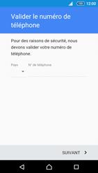 Sony Sony Xperia Z5 (E6653) - Applications - Créer un compte - Étape 7