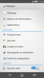 Sony Xperia Z2 - Sécuriser votre mobile - Personnaliser le code PIN de votre carte SIM - Étape 4