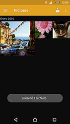 Sony Xperia M5 (E5603) - Bluetooth - Transferir archivos a través de Bluetooth - Paso 12