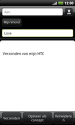 HTC A9191 Desire HD - E-mail - Hoe te versturen - Stap 7