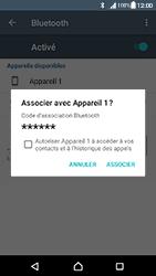Sony Xperia XA - Android Nougat - WiFi et Bluetooth - Jumeler votre téléphone avec un accessoire bluetooth - Étape 7