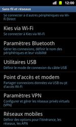 Samsung I8160 Galaxy Ace II - Internet - configuration manuelle - Étape 6