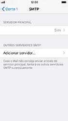 Apple iPhone 5s - iOS 12 - Email - Configurar a conta de Email -  18