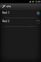 Sony Xperia E - Internet - Configurar Internet - Paso 17