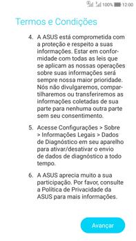 Asus Zenfone Selfie - Primeiros passos - Como ativar seu aparelho - Etapa 10
