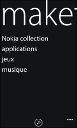 Nokia Lumia 800 - Applications - Télécharger une application - Étape 4