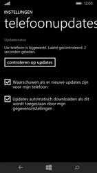 Nokia Lumia 735 4G (Type RM-1038) - Software updaten - Update installeren - Stap 7