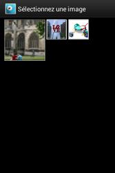 Sony C1505 Xperia E - MMS - envoi d'images - Étape 14