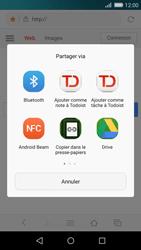 Huawei P8 Lite - Internet - navigation sur Internet - Étape 16