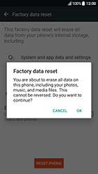 HTC 10 - Android Nougat - Device - Factory reset - Step 6