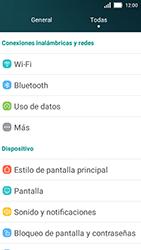 Huawei Y5 - WiFi - Conectarse a una red WiFi - Paso 3