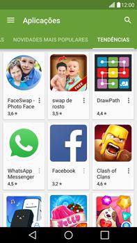 LG G4 - Aplicações - Como pesquisar e instalar aplicações -  13