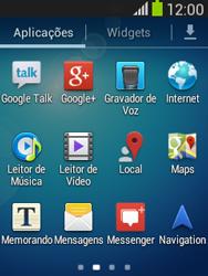 Samsung Galaxy Pocket Neo - Internet no telemóvel - Como configurar ligação à internet -  20