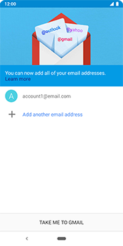 Google Pixel 3 - Email - Manual configuration POP3 with SMTP verification - Step 21
