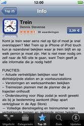 Apple iPhone 3G S - Applicaties - Downloaden - Stap 8