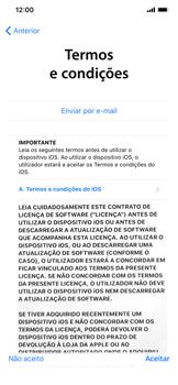 Apple iPhone XR - Primeiros passos - Como ligar o telemóvel pela primeira vez -  18
