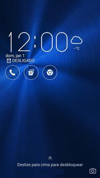 Asus Zenfone 3 - Funções básicas - Como reiniciar o aparelho - Etapa 5