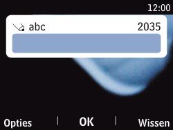 Nokia Asha 201 - Internet - hoe te internetten - Stap 4