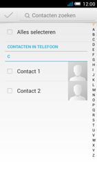 Alcatel OT-5036X Pop C5 - contacten, foto