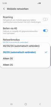 Samsung Galaxy S10 - Netwerk - 4G instellen - Stap 7