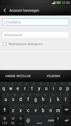 HTC Desire 601 - E-mail - handmatig instellen - Stap 6