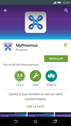 HTC One M9 - Applications - MyProximus - Étape 8