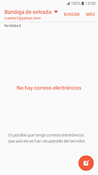 Samsung Galaxy J5 (2016) - E-mail - Configurar Yahoo! - Paso 5