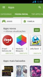 Huawei Ascend G510 - Aplicativos - Como baixar aplicativos - Etapa 5