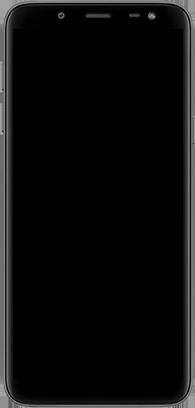 Samsung Galaxy J6 - Funções básicas - Como reiniciar o aparelho - Etapa 2