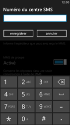 Samsung I8750 Ativ S - SMS - Configuration manuelle - Étape 7