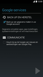 Huawei Ascend P6 LTE - E-mail - e-mail instellen (gmail) - Stap 14