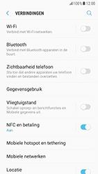 Samsung Galaxy S6 - Android Nougat - Internet - handmatig instellen - Stap 5