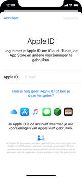 Apple iPhone X - iOS 13 - Data - maak een back-up met je account - Stap 4