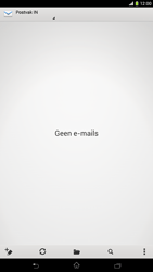 Sony C6833 Xperia Z Ultra LTE - E-mail - Handmatig instellen - Stap 4