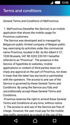 Sony E2303 Xperia M4 Aqua - Applications - MyProximus - Step 11