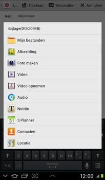 Samsung P3100 Galaxy Tab 2 7-0 - E-mail - E-mail versturen - Stap 11