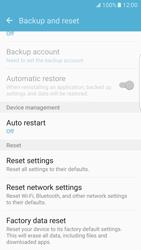 Samsung G935 Galaxy S7 Edge - Device - Factory reset - Step 7
