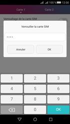 Huawei Y5 II Dual Sim - Sécuriser votre mobile - Activer le code de verrouillage - Étape 8