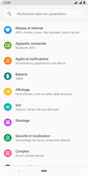 Nokia 9 - Internet - comment configurer un point d'accès mobile - Étape 4