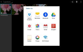 Samsung Galaxy Tab4 10.1 4G (SM-T535) - Contacten en data - Foto