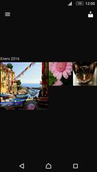 Sony Xperia M5 (E5603) - Bluetooth - Transferir archivos a través de Bluetooth - Paso 4