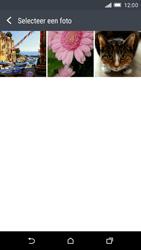 HTC One M9 - MMS - Afbeeldingen verzenden - Stap 16