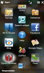 HTC T8585 HD II - Internet - handmatig instellen - Stap 15