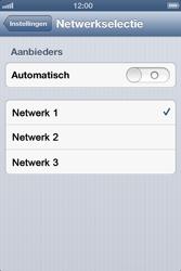 Apple iPhone 4 met iOS 6 - Netwerk - gebruik in het buitenland - Stap 8