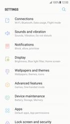 Samsung Galaxy S6 - Android Nougat - Mms - Manual configuration - Step 4