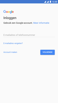 OnePlus 3 - Android Oreo - Applicaties - Account instellen - Stap 4